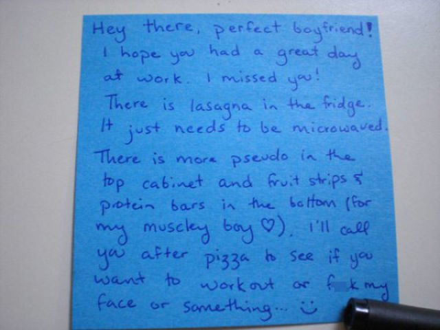 Things That Tell You That Your Girlfriend Is Perfect