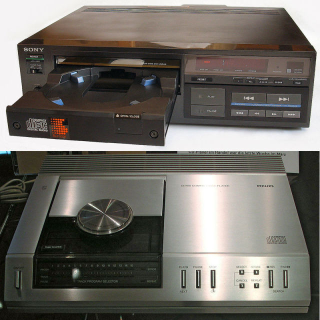 The Coolest Electronics from the 80s (10 pics + 5 gifs