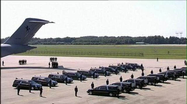 The Dutch Honor the Passengers of Flight MH17