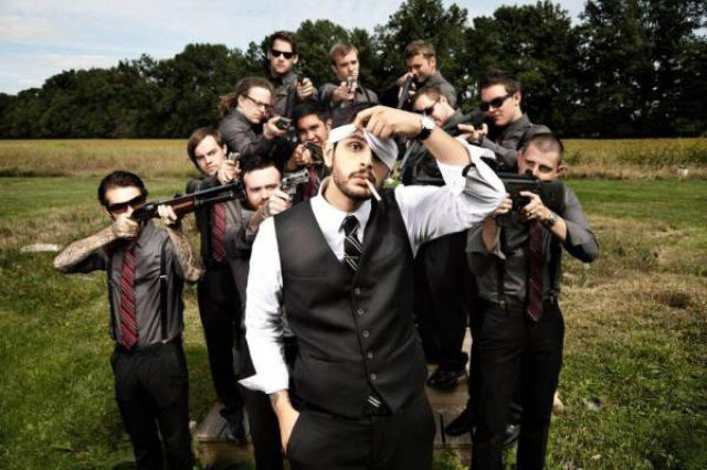 Epic Groomsmen Photos That Are Just Awesome