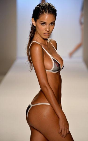 Minimale Animale Makes the Men Happy at Miami Swim Week