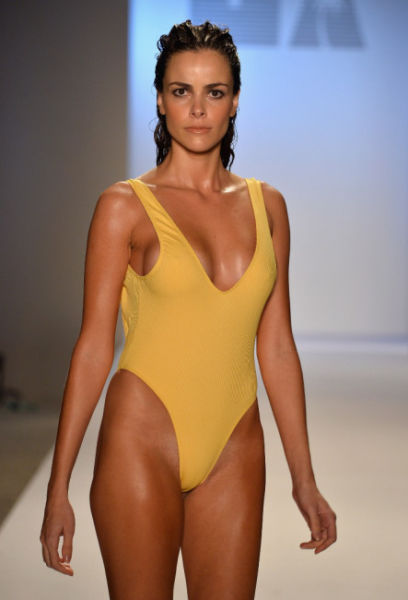 Minimale Animale Makes the Men Happy at Miami Swim Week