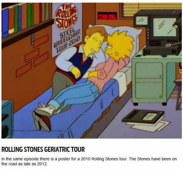 """The Simpsons"" Actually Saw the Future Amazingly Well"