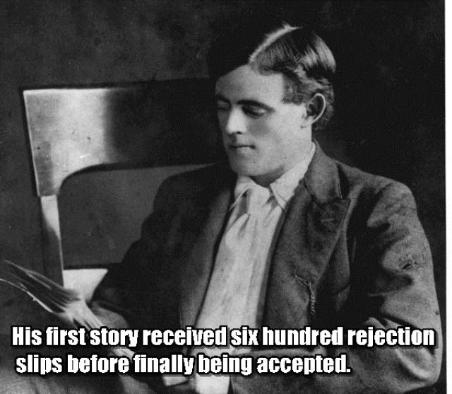 Things Successful Famous People Originally Failed At