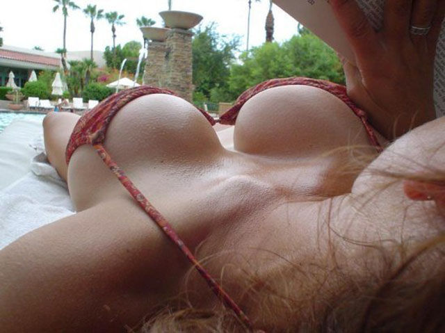 Woman Have the Best POV Angles of Their Own Boobs