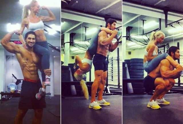 Couples Who Exercise Together Just Look Better