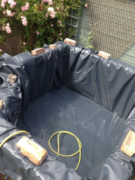 A Homebuilt Hot Tub on a Budget