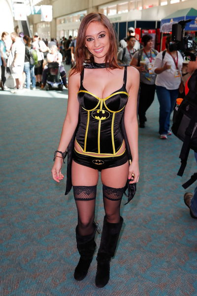All the Fun and Fancy Dress at Comic Con 2014