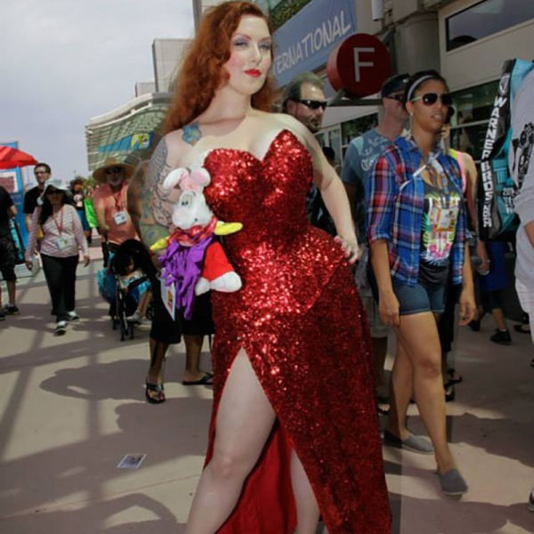 San Diego Comic Con's Sexiest Cosplay Girls