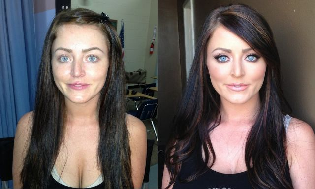 Mind Blowing Before And After Pictures Of Makeup Makeovers