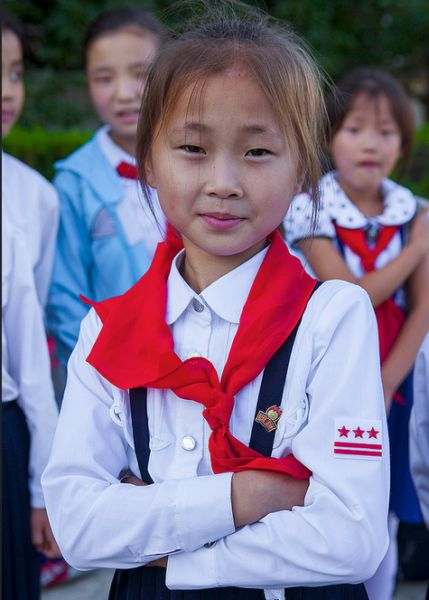 Inside a North Korean Summer Camp