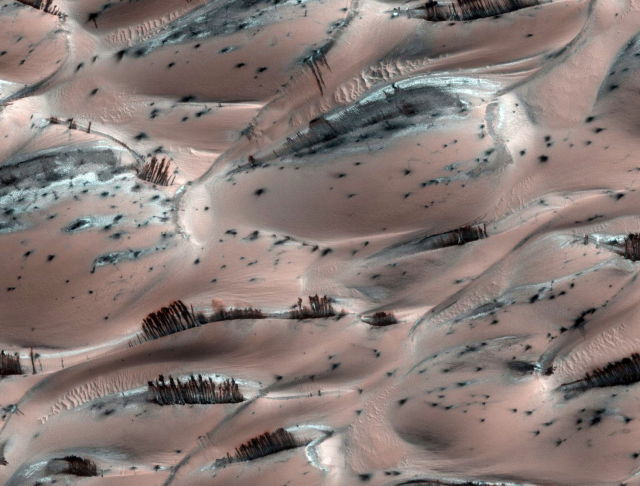 Spectacular Photos of Mars