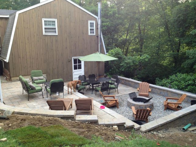 A DIY Hillbilly Backyard Transformation That's Awesome