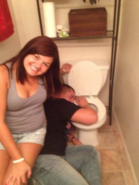 College Party Girls Photoshame Drunk Dudes
