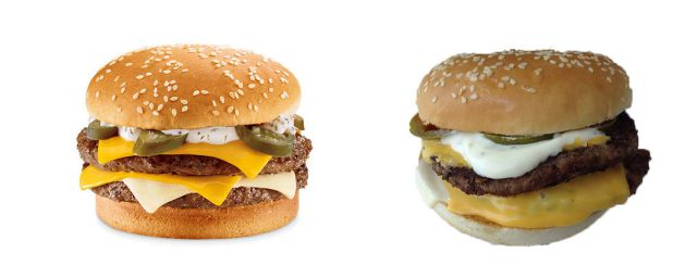 The Deceptive Reality of Fast Food Advertising
