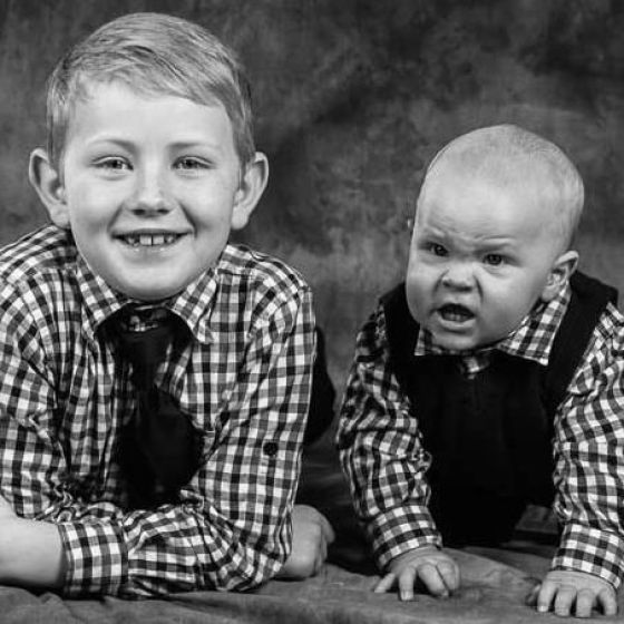 The Most Cringe Worthy Baby Photos Ever Taken by Anyone
