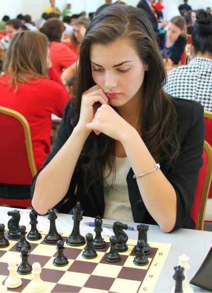 Schach sexy Mädchen #9