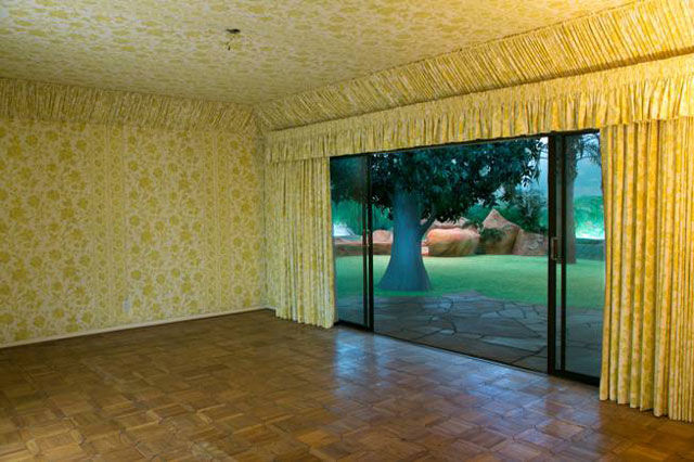 A Fascinating Cold War Era Underground Home Built in the 70s