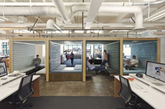 Company Offices That You Will Wish You Worked At