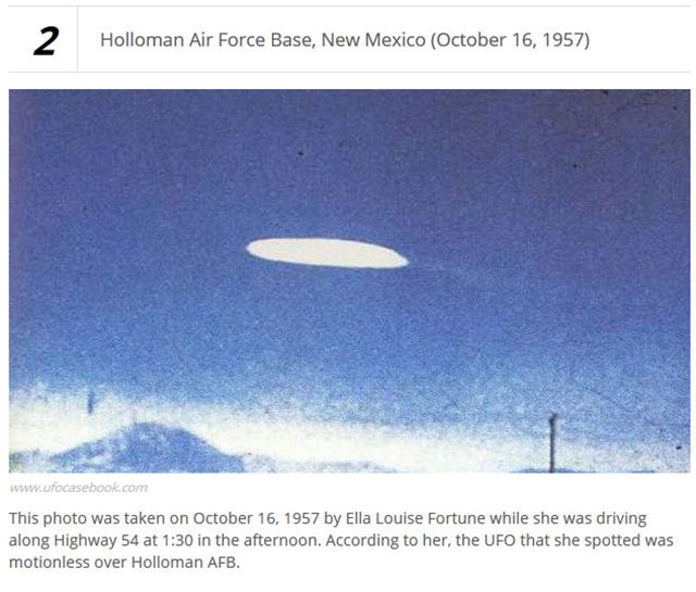 best ufo pictures ever taken - 577×557