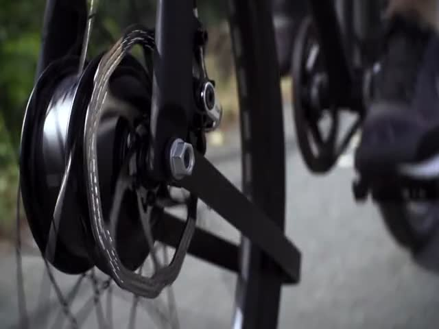 The Ultimate Urban Utility Bike  (VIDEO)