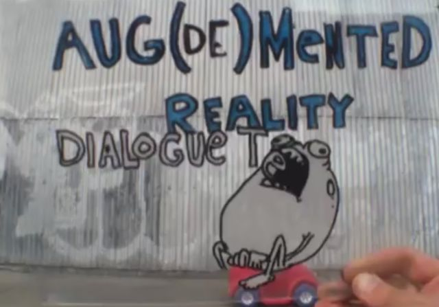 Aug(De)Mented Reality: Animated Creatures Invade Real Life - Part 2