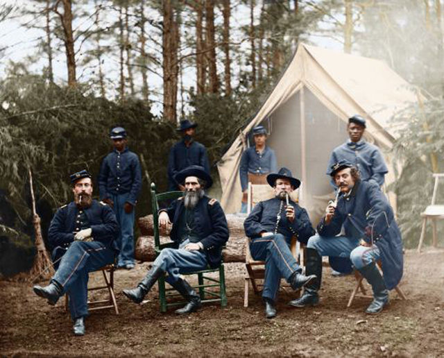 Civil War Soldier Fashion Is Just So Hipster