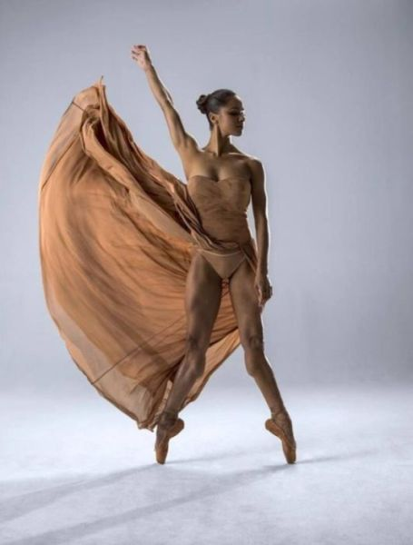 Misty Copeland Is One Hot Ballerina