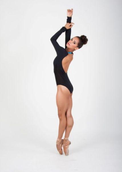 Misty Copeland Is One Hot Ballerina