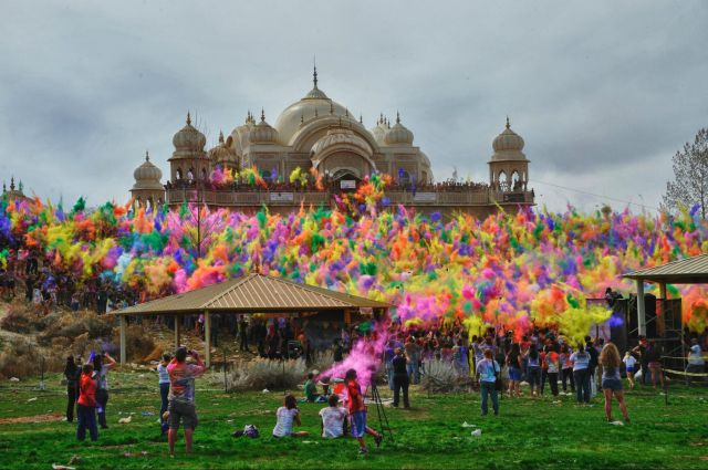 The Coolest World Festivals You Have to Visit
