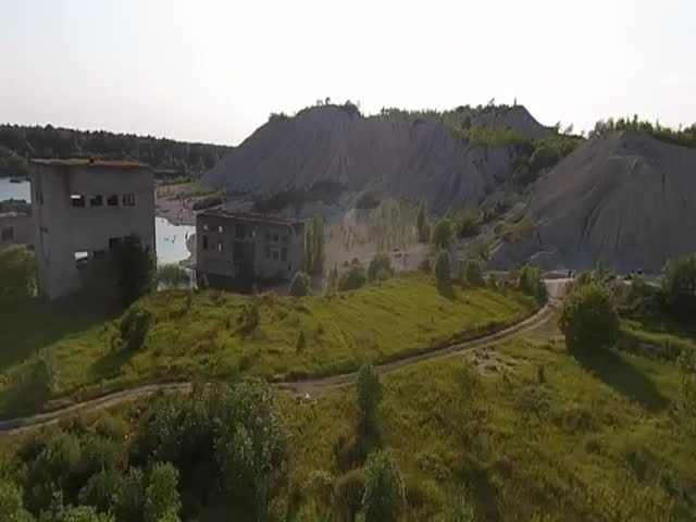 An Abandoned Soviet Forced Labor Camp That Has Turned into One Awesome Place to Go on Vacation