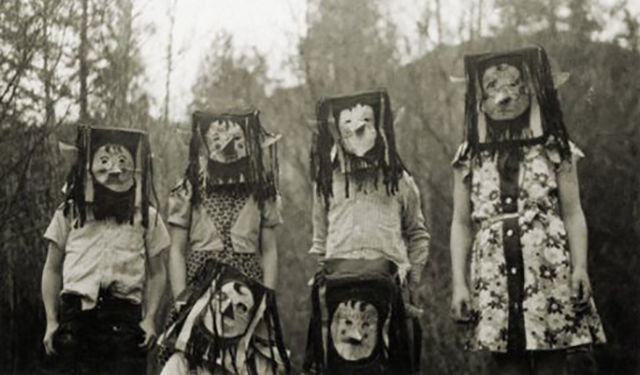 Creepy Pics That Are the Stuff of Nightmares