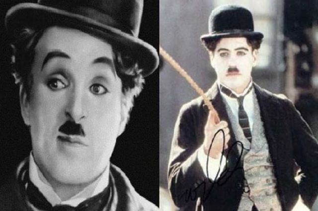 Actors Who Are Almost Identical to Their Film Characters