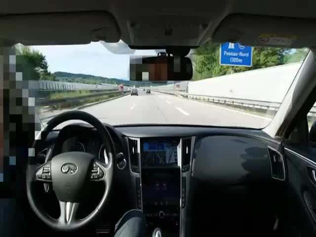 Hands Free Driving Put to the Test with the New Infiniti Q50  (VIDEO)