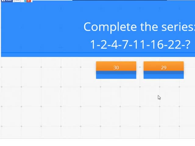 Online IQ Quizzes in All Their Glory  (VIDEO)