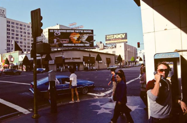 A Photo Journey of an 80s Hollywood