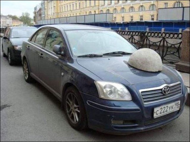 Outrageous Responses to Wrong Parking