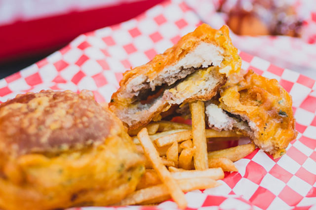 A Strange Assortment of Fried Foods Available at State and County Fairs