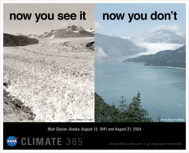 Alarming Photos That Reveal the Impact of Climate Change