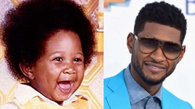 Celebs and Their Baby Photos