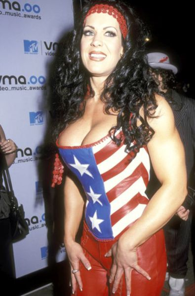 The Changing Face of Chyna over Two Decades