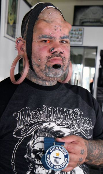 The Dude with the Ginormous Earlobes