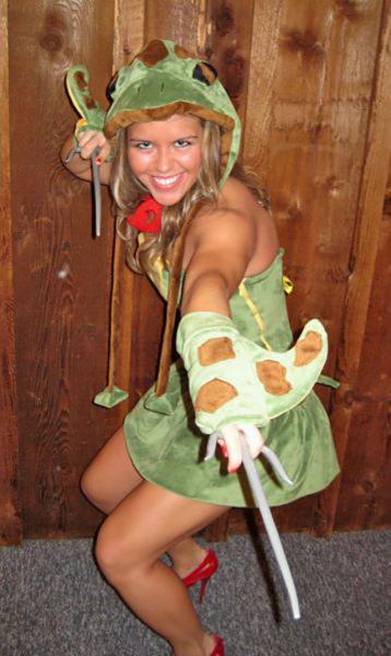 Teenage Mutant Ninja Turtles Cosplay That Looks Hot