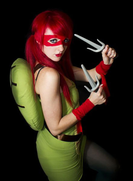 Teenage Mutant Ninja Turtles Cosplay That Looks Hot