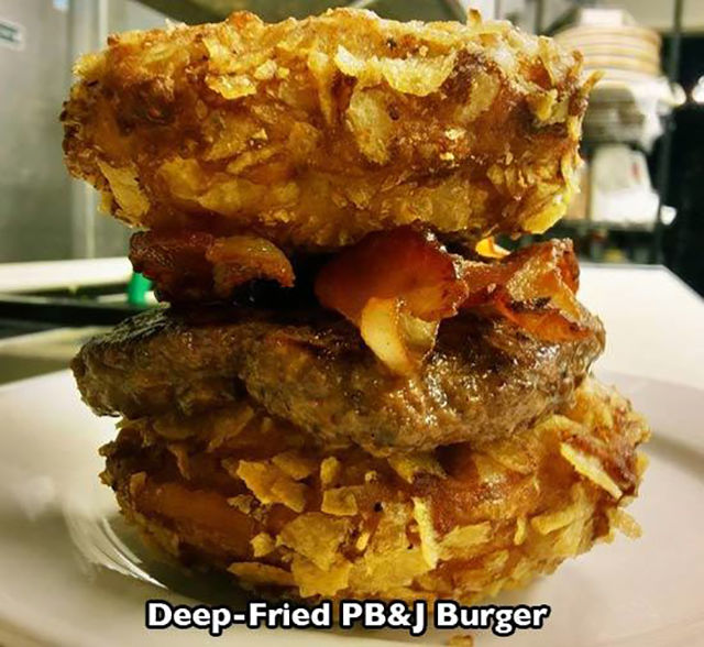 Food Concoctions That Could be Either Gross or Delicious