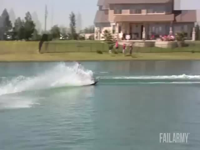 The Ultimate Water Sports Fails Compilation  (VIDEO)