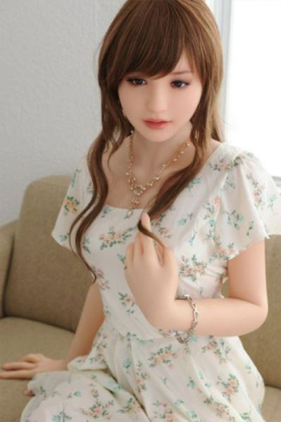 Girls Who Look Real but Are Freakily Realistic Sex Dolls