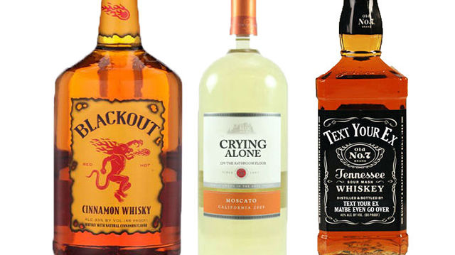 If Alcohol Labels Could Tell You Their Real Story