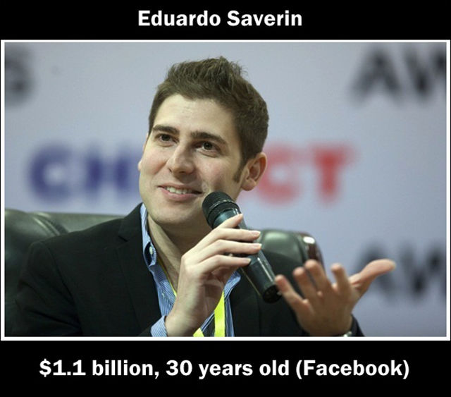The World's Youngest Billionaires