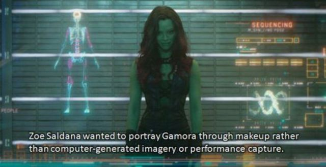Random Trivia about Guardians of the Galaxy